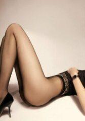SiSi Fascino pantys | zwart | 20 DEN panty | M