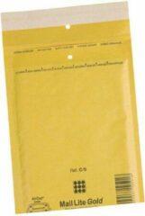Mail Lite® Luchtkussenenvelop nr. 18, 360 x 270 mm, Kraftpapier, Goud (doos 50 stuks)