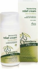 Macrovita Olive-elia Crème tegen Eczeem, Psoriasis en Dermatitis