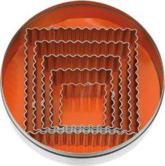 STERNSTEIGER Decoratieset in doosje 45-85mm,30mm 5 st.