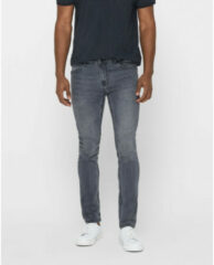 Grijze Only & Sons skinny jeans