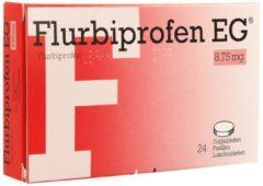 Flurbiprofen EG 8,75 mg