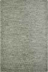 Decor24-OB Handgeweven laagpolig vloerkleed Jaipur - Wol - Taupe - 120x170 cm