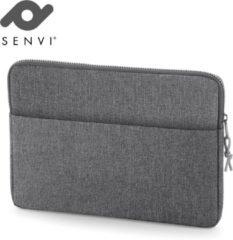 """Senvi - Casual Line - Laptop Cover 13 """" - Kleur Grijs"""