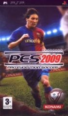 Konami Pro Evolution Soccer 2009 (PES 2009)