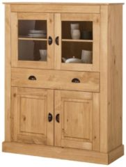 Highboard Baltrum Notio Living A/S Natur gebeizt