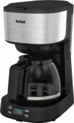 Grijze Tefal New Equinox CM520D koffiezetapparaat