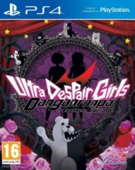 GAMEWORLD BV Danganronpa Another Episode: Ultra Despair Girls | PlayStation 4