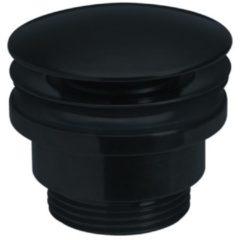 Crosswater MPRO wastafel klikwaste zwart mat PRO0260M