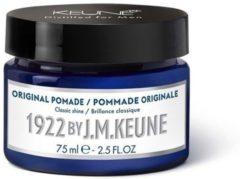 Keune 1922 By J.m. Keune Original Pomade Pommade Hold 7 - Shine 10 75ml