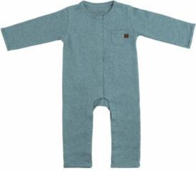Groene Baby's Only Boxpakje Melange - Stonegreen - 62 - 100% ecologisch katoen - GOTS
