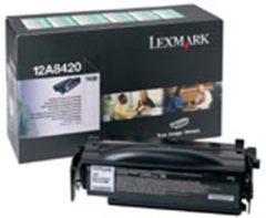 Zwarte Lexmark T430 6K retourprogramma printcartridge