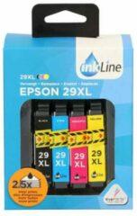 Inkline INE29XL inktcartridge voordeelpak