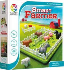 SmartGames Smart Games - Smart Farmer - denkspel - 60 opdrachten