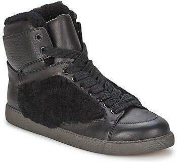 Afbeelding van Zwarte Hoge Sneakers See by Chloé SB23158