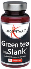 Lucovitaal Supplementen - groen tea Capsules - 60 capsules