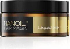 Nanoil liquid Silk Hair Mask Maska Do W?osi?1/2w Z Jedwabiem 300ml