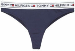 Blauwe Tanga's Tommy Hilfiger AUTHENTIC COTTON-UW0UW00723