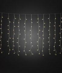 Lichtgordijn Buiten 24 V Energielabel: A (A++ - E) 400 LED Warm-wit (l x b x h) 15.07 m x 507 cm x 100 cm Konstsmide