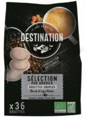 Destination Koffie selection pads 36 Stuks