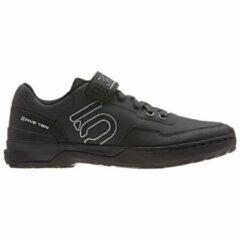 Grijze Five Ten Kestrel MTB schoenen (met vetersluiting) - Fietsschoenen