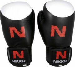 Zwarte Nikko Sports Nikko bokshandschoen Target