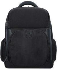 Quarterback Premium Businessrucksack 46 cm Laptopfach Delsey schwarz