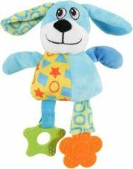 Zolux Puppy Plush Hond Blauw 22,5X7,5X20 CM