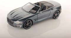 Bentley EXP 12 Speed 6e Spider Concept 2017 Grey