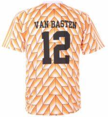 Oranje Holland EK 88 Voetbalshirt van Basten 1988 Junior Unisex - Maat 140