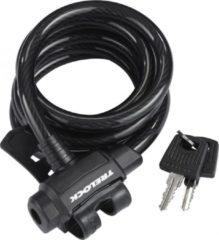Trelock SK Spiraalkabelslot Fixxgo 322/180/12mm zwart