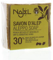 Najel Aleppo Aleppo Najel Olijfzeep 30% Olijfolie 170g