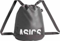 Asics TR Core Gymsack 155006-024, Unisex, Grijs, Sporttas maat: One size