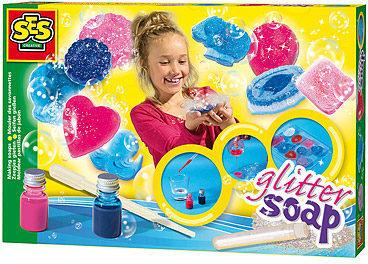 Afbeelding van SES Zeepjes Gieten - Hobbypakket - Knutselen voor kinderen