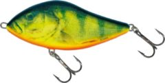 Salmo Slider Sinking - Jerkbait - Real Hot Perch - 5cm - Perch
