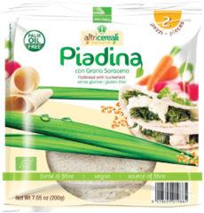 PROBIOS Srl Altricereali Piadina Al Grano Saraceno Senza Glutine 200g