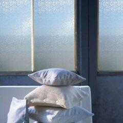 1x Lineafix Hitech - Raamfolie statisch (zonder lijm) - 46 x 150cm -Zelfklevend - 99% UV bescherming - Herbruikbaar - Met Reliëf