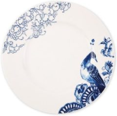 Blauwe Villeroy & Boch ROYAL DELFT - Peacock Symphony - Dinerbord 27cm