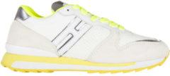 Bianchi Hogan Rebel Scarpe sneakers donna camoscio r261 allacciato