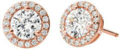 Michael Kors Oorbellen Stud Earrings MKC1035AN791 Roségoudkleurig