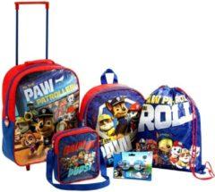 Paw Patrol Kinder Koffer Set 5-delig - Sambro