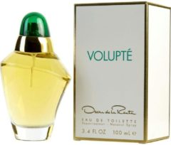 Oscar de La Renta Oscar Volupte for Woman - 100 ml - Eau de toilette
