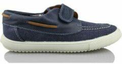 Blauwe Bootschoenen Vulladi NAUTICO