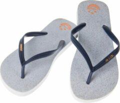 SINNER Padank Dames Slippers - Lichtblauw/Donkerblauw - Maat 38