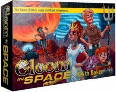 Atlas Games Gloom in Space - Kaartspel Vol Zwarte Humor - Duister Spel in het Heelal - Alien Science Fiction Game - Denkspel - Vertelspel - Transparante Kaarten - In de Ruimte Hoort Niemand Je Schreeuwen - Grappige en Cynische Humor in de Kosmos