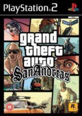 Rockstar Grand Theft Auto - San Andreas