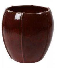 Ter Steege Moda bowl bloempot 55x55x55 cm rood