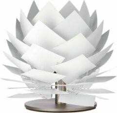 Dyberg Larsen Tafellamp Pineapple Xs Low 20w 18 Cm Acryl Wit