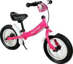 Roze Deuba Loopfiets Angel