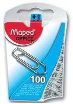 Grijze Maped Office Maped papierklemmen